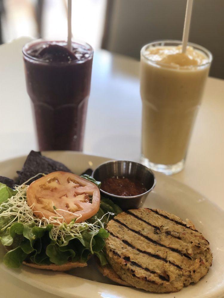 Natural Cafe: 6990 Market Pl Dr, Goleta, CA