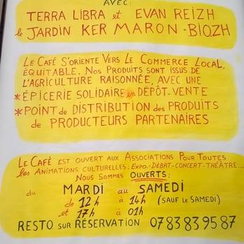 La Bascule Closed Cafes 2 Rue De La Bascule Rennes