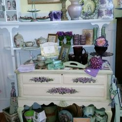 Photo Of Antiques In Design   Franklin, NC, United States. Hand Painted  Antique