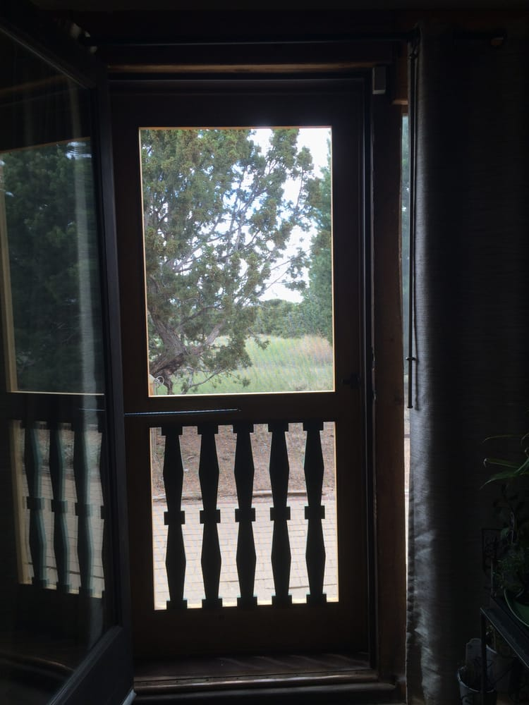 Photo of Southwest Screen Doors: Lamy, NM