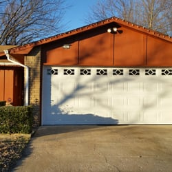 Charming Photo Of Neighborhood Garage Door Services   Tulsa, OK, United States