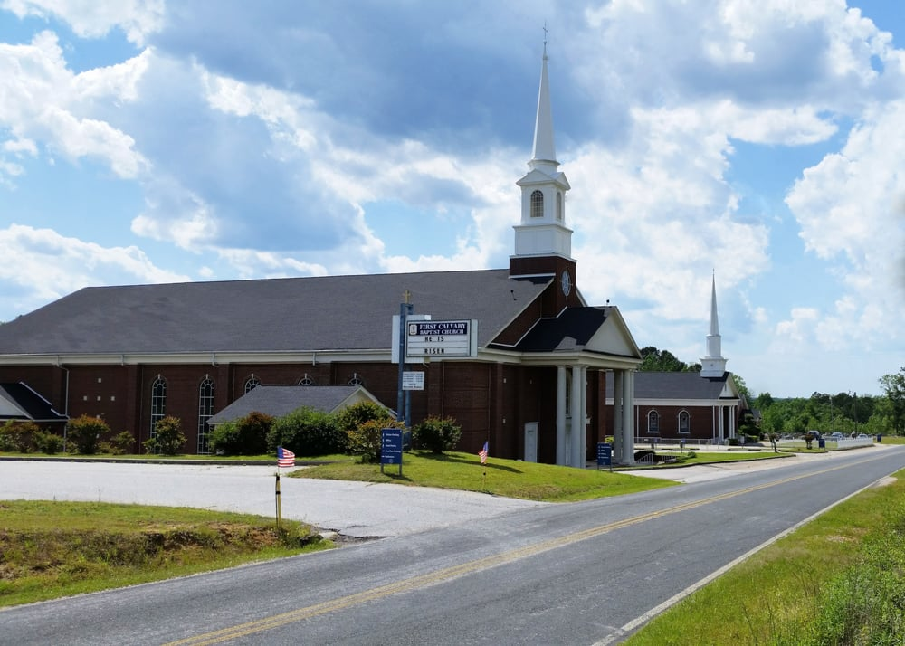 First Calvary Baptist Church: 2320 Cedar Grove Rd, Leesville, SC
