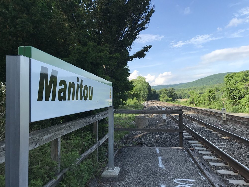 Manitou Train Station: 1 Old Manitou Rd, Philipstown, NY