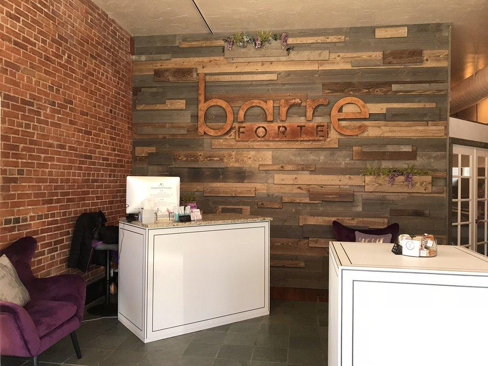 Barre Forte Colorado Springs