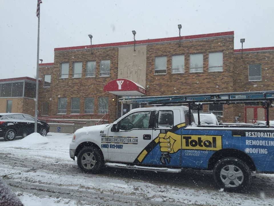 Total Construction Services: 6727 N 56th St, Omaha, NE