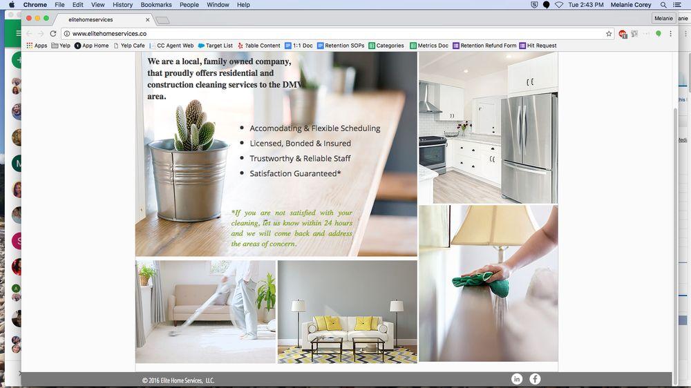 Elite Home Services: 23243 Tradewind Dr, Ashburn, VA