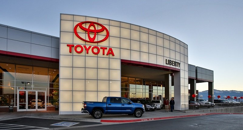 Larry H Miller Liberty Toyota Colorado Springs 21張相片及45