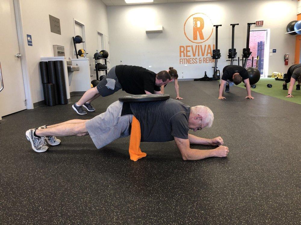 Revival Fitness & Rehab: 3316 5th Ave, Altoona, PA