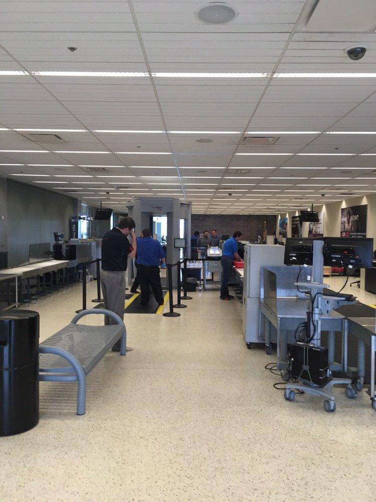 TSA Checkpoint - Amarillo International Airport: 10801 Airport Blvd, Amarillo, TX