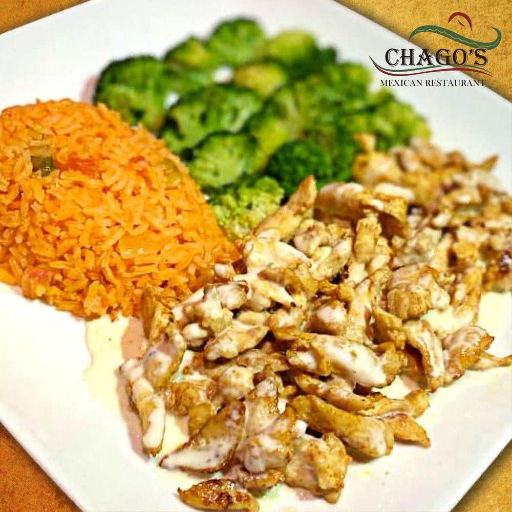 Chago's Mexican Restaurant: 579 Almaville Rd, Smyrna, TN
