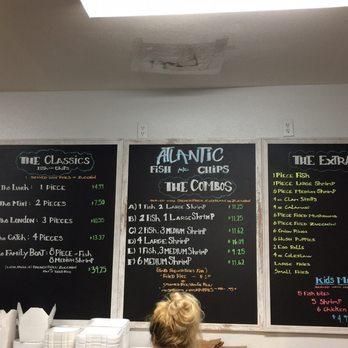 Atlantic fish chips 32 photos 46 reviews fish for Atlantic fish menu