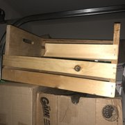 Photo of moveON moving - Las Vegas, NV, United States. broken crate
