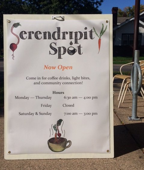 Serendripity Spot: 3300 Lyndale Ave N, Minneapolis, MN