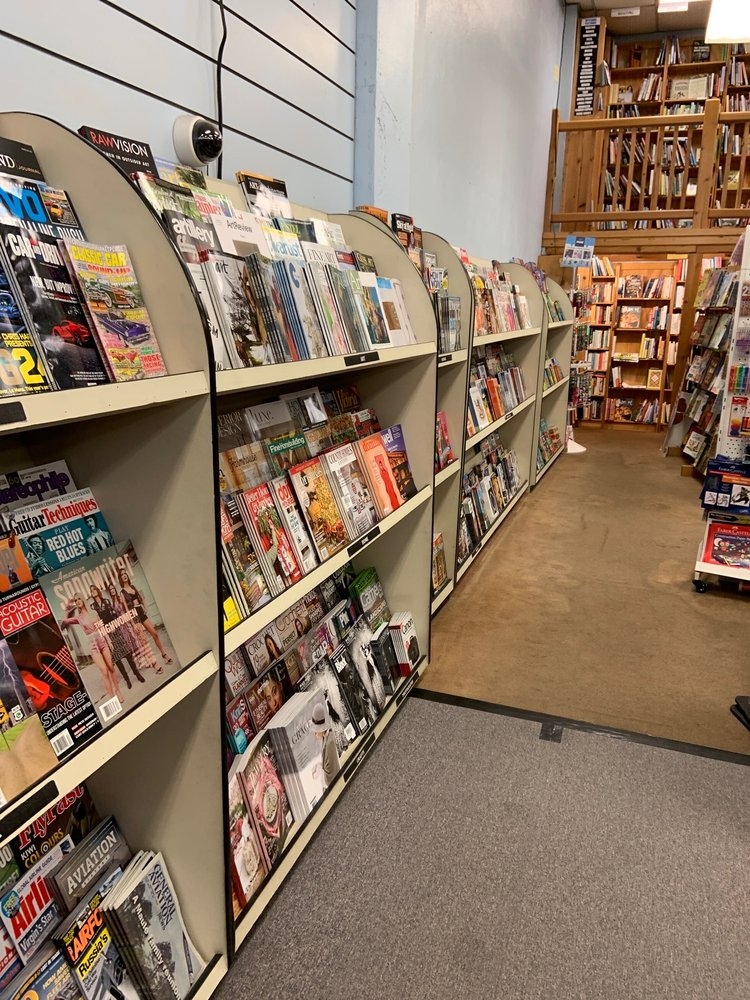Port Book & News: 104 E 1st St, Port Angeles, WA