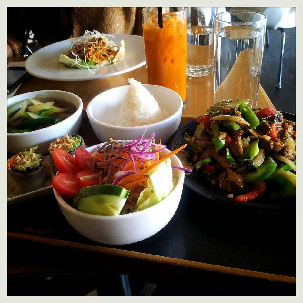 Sea Thai Restaurant New York United States