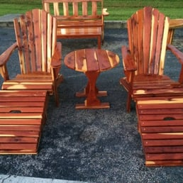 Photo Of Atlantic Patio Furniture   Stuart, FL, United States. Adirondack  Chairs