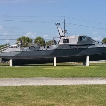 Photo Of The National Navy Udt Seal Museum Fort Pierce Fl United States