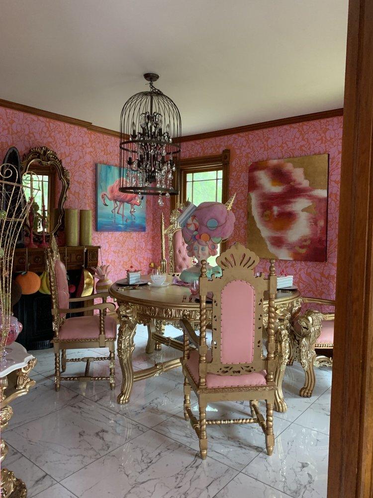 The Pink Castle: 904 Vine St, Hudson, WI