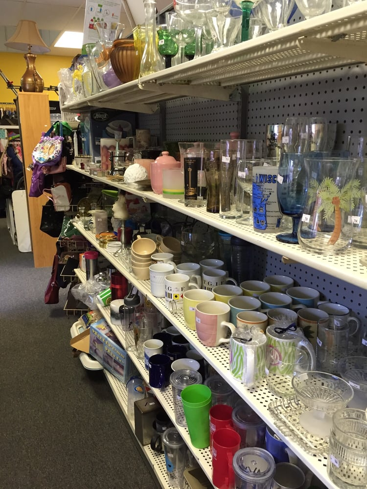 Ukay ukay thrift store thrift stores 720 n main st for Jewelry consignment shops near me