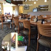 Photo Of Gallery Cafe Pebble Beach Ca United States Hungry