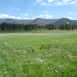 Photo Of Sportsman S Lodge Alpine Az United States This Is The View