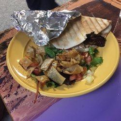 Photo Of Hayat S Zakey Kitchen Traverse City Mi United States Veggie Pita