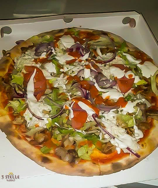 5 stelle pizza kebab kebab via negrin 151 camisano for Numero parlamentari 5 stelle