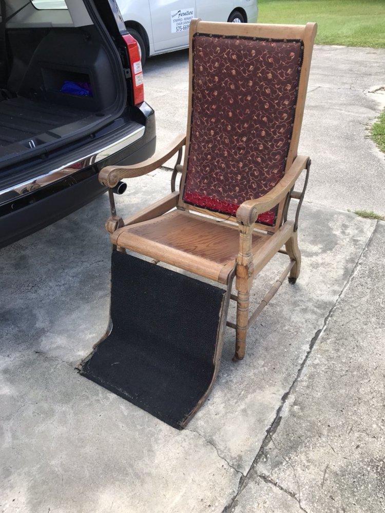 Robinson's Furniture Restoration: 25549 Marion Ave, Punta Gorda, FL