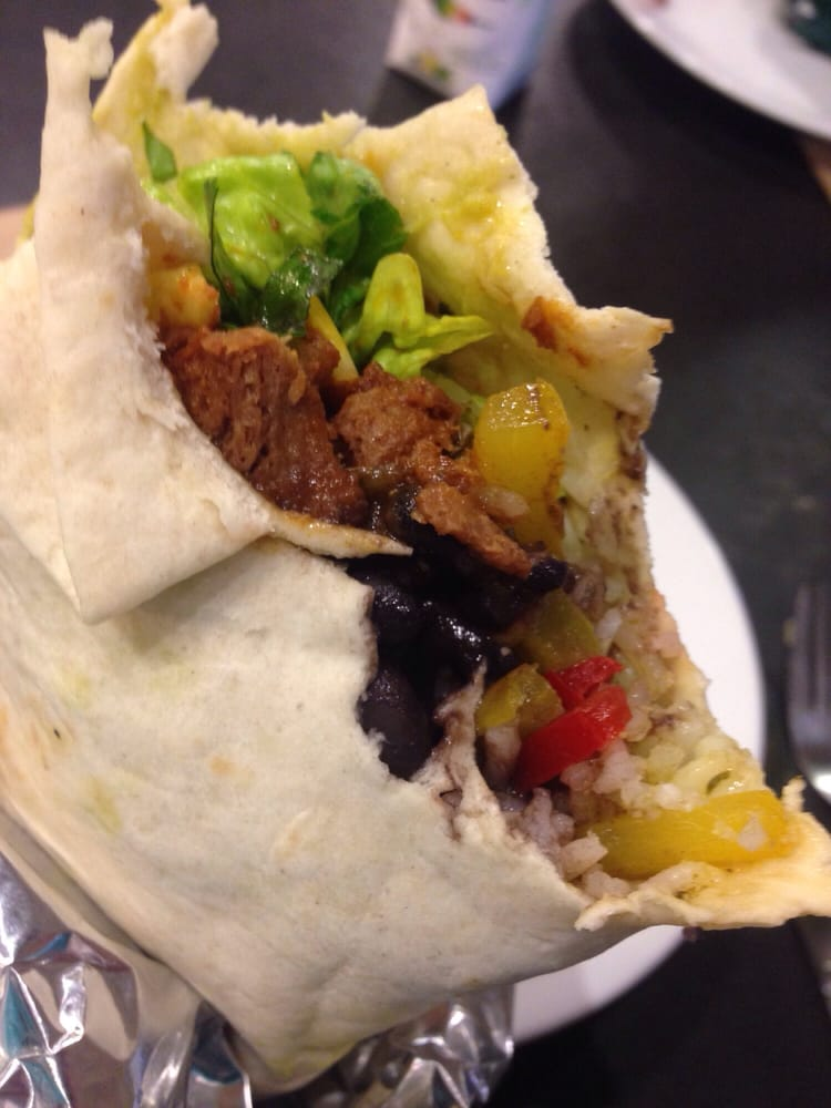 Whole Foods Burrito Review