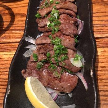 Sushi Izakaya Gaku Restaurant Menu