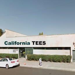 California tees 20 reviews screen printing t shirt for Shirt printing stockton ca