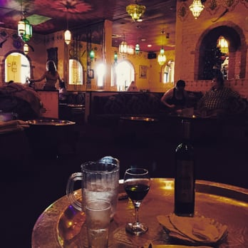 Photo Of Casablanca Restaurant Warrington Pa United States Magical Dinner At