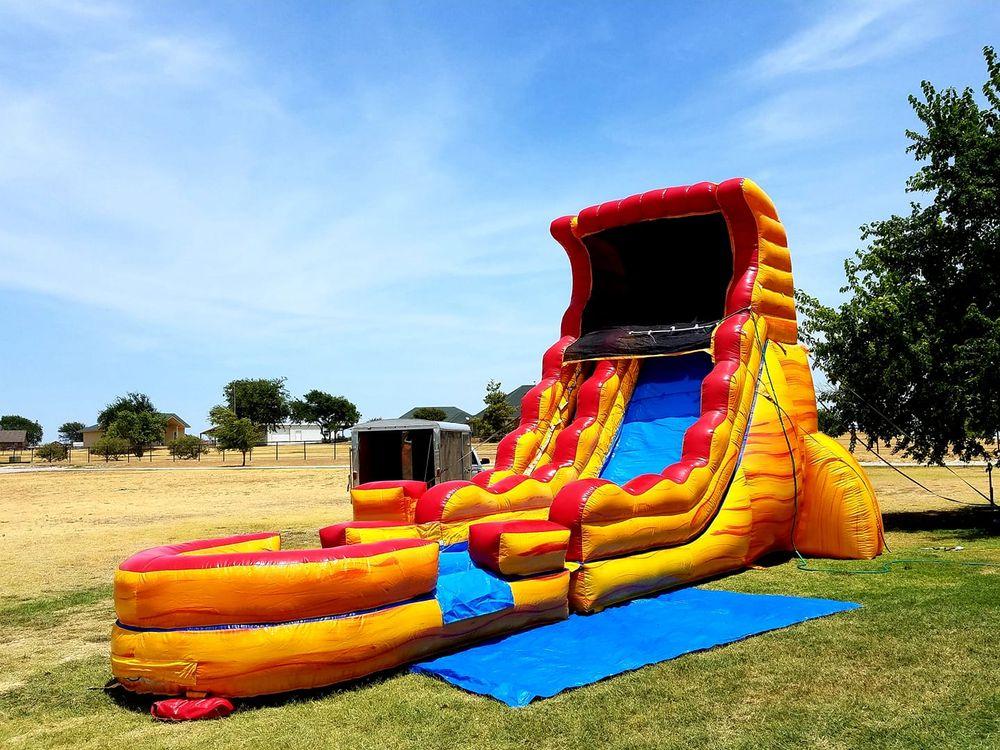 Inflatable Joy Abilene: Merkel, TX