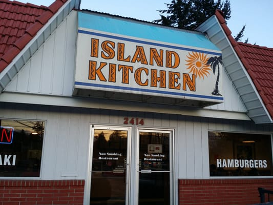 Island Kitchen & Fast Food Restaurant 2414 Wheaton Way Bremerton, WA ...