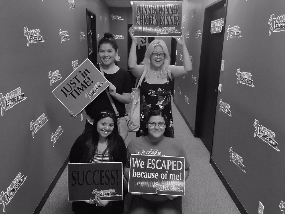 Amazing Escape Room: 16933 Parthenia St, Northridge, CA
