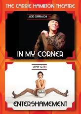 Amy G in Entershamement and Joe Orrach in My Corner: 39 S El Molino Ave, Pasadena, CA