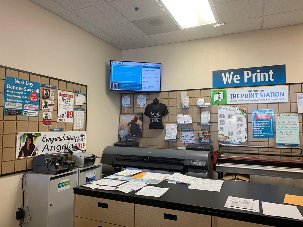 The UPS Store: 25745 Barton Rd, Loma Linda, CA