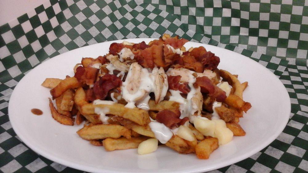 Tim's Fish and Chips: 286 King Street W, Prescott, ON