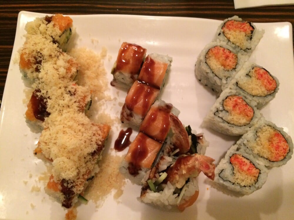 Asuka japanese cuisine 825 talbot st st thomas for Asuka japanese cuisine