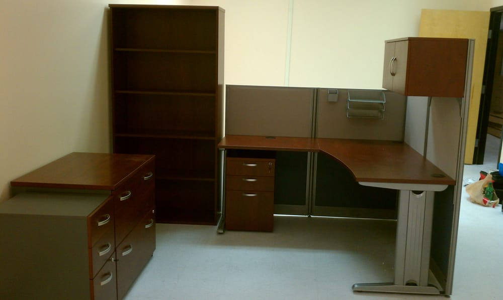 Bush Office In An Hour L Shaped Desk Yelp