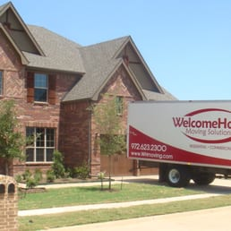 Welcome Home Moving Solutions Movers 2100 N Hwy 360