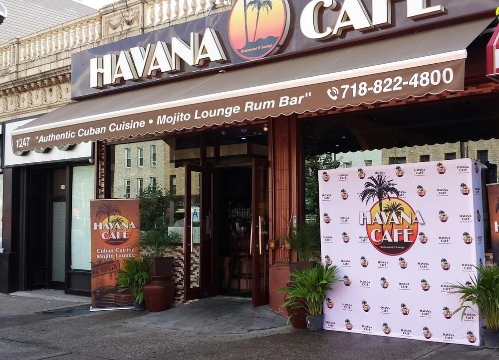Havana Cafe: 1247 Castle Hill Ave, Bronx, NY
