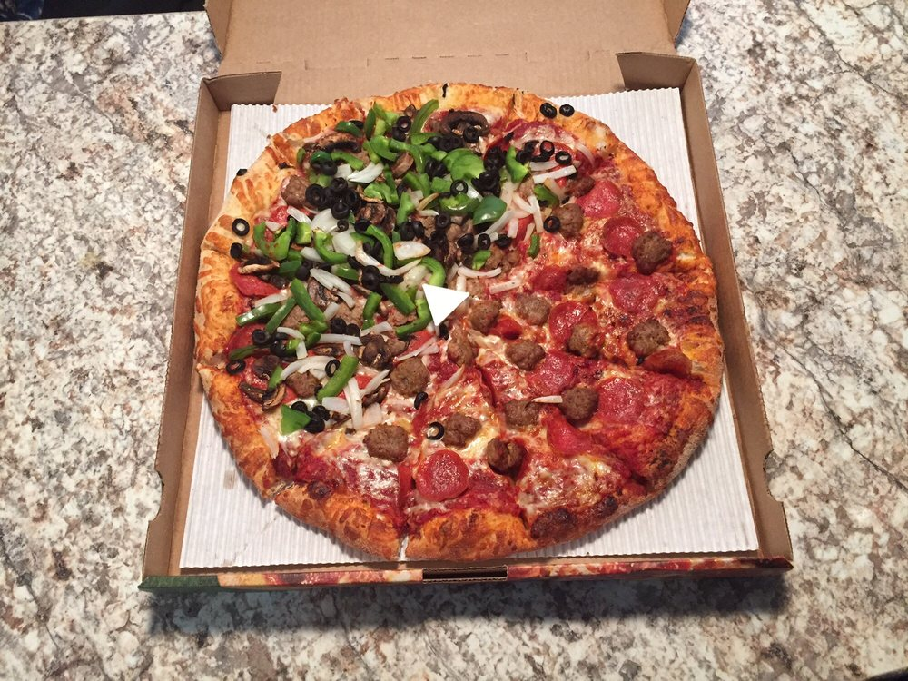 Marco's  Pizza: 4040 E Cheyenne Blvd, Rapid City, SD
