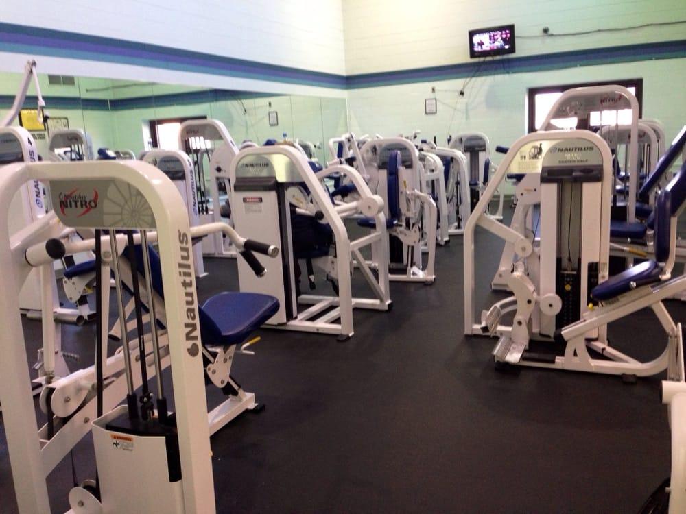 Clark fitness center gyms c ave fort lee va phone