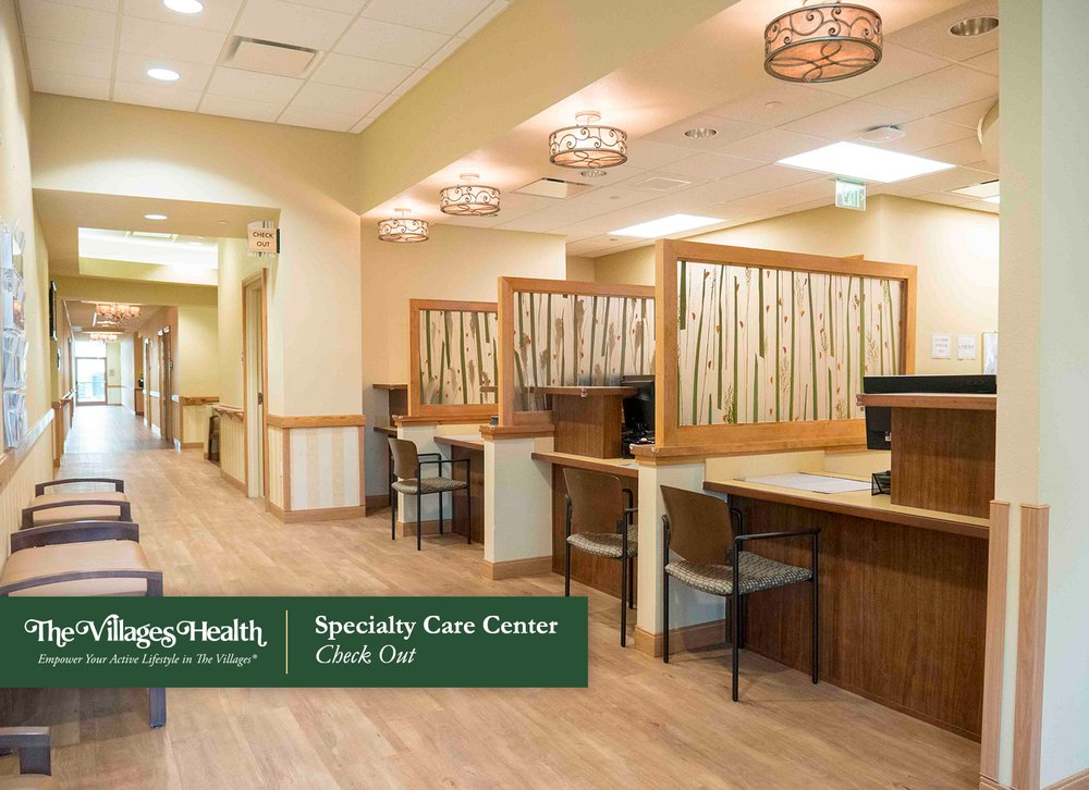 The Villages Health Specialty Care Center: 1400 US Hwy 441 N, The Villages, FL
