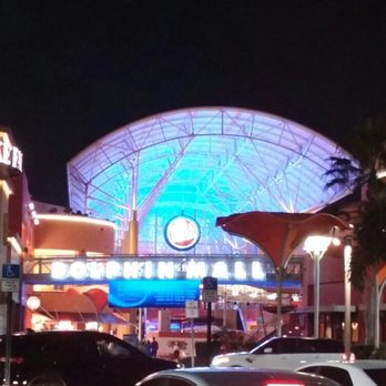 tienda north face en dolphin mall