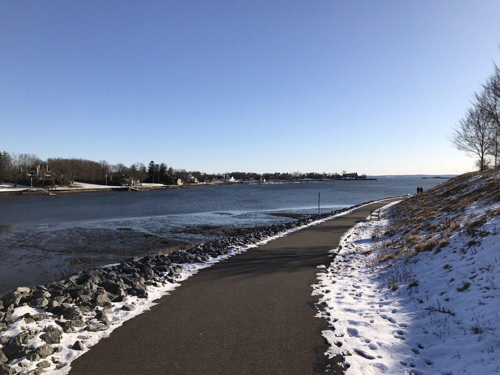 Cos Cob Park: 22 Sound Shore Dr, Greenwich, CT