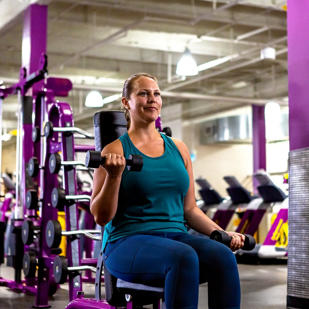 Planet Fitness: 175 Flower Valley Shopping Ctr, Florissant, MO
