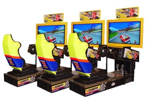 Arcade Games of Houston: 124 E 28th St, Houston, TX