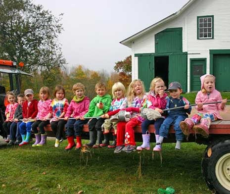 Indian River Nursery School: 9 On The Common Way, Canaan, NH